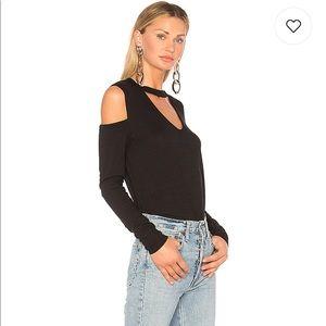 Pam & Gela black long sleeve